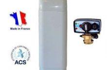 Notre avis sur : Adoucisseur d'eau 4L Fleck 4600 MC eau chaude