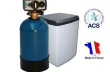Notre test du : Adoucisseur d'eau bi bloc 25L Fleck 4600 MC eau chaude